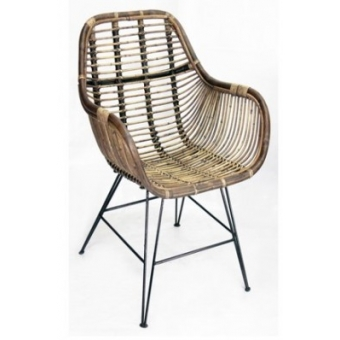Rotan Stoel NEW! A&D Collections