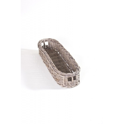 Stokbrood mand riet S (45cm) A&D Collections