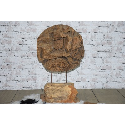 Kunst ornament uniek hout A&D Collections