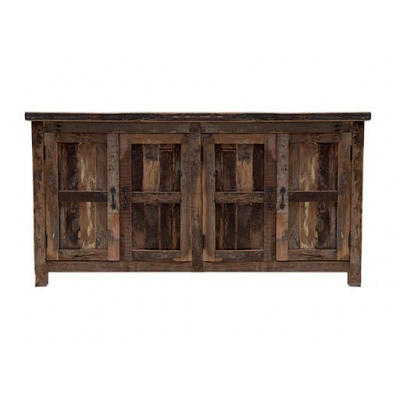 Wand cabinet | TV meubel Old Wood