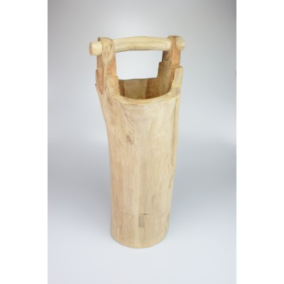 Umbrella holder Teak