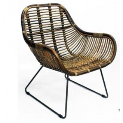Rotan stoel lounge